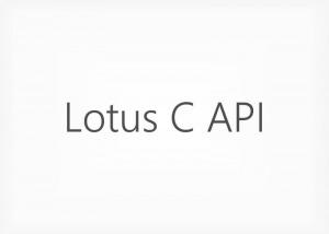 Lotuc C API