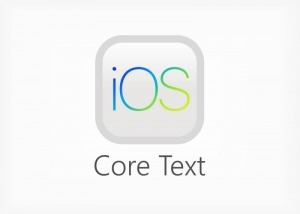 iOS Core Text