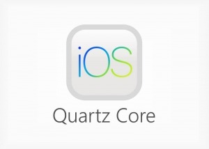 iOS Quartz Core